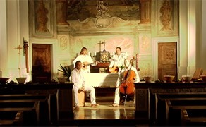 Spring String Quartet – Engel samma söwa (Engel sind wir selber)