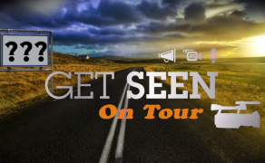 Trailer GET SEEN ON TOUR – Ready for a Video-Trip