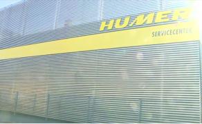 HUMER Anhänger Tieflader Verkaufsfahrzeuge – Standort Video Zentrale Gunskirchen